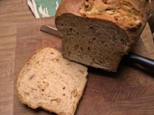 peanut butter bm bread