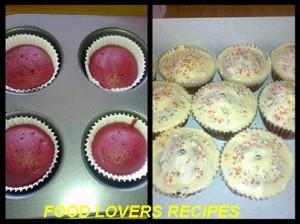 red velvet cucakes