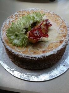 ANGLE CAKE