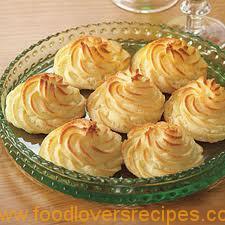 dutches potatoes
