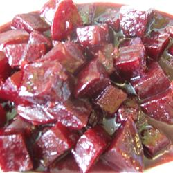 sweet and sour beet