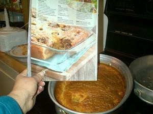 frikkadelle pastei