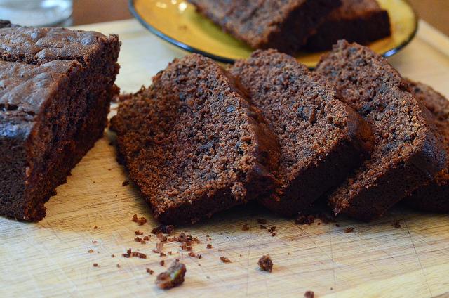 Foodlovers Recipes | Chocolate Peanut Butter Banana Bread