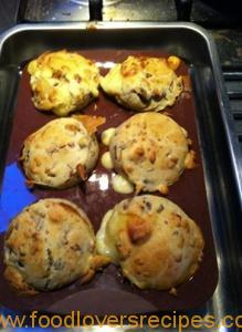 Brineel se muffins