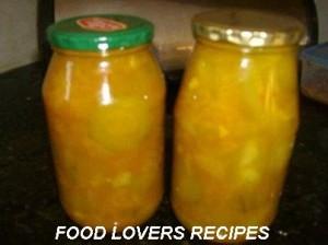 curried cucumbers