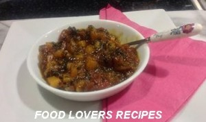 fruity rooibos relish 2