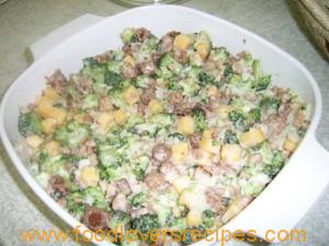Stompie Se Broccoli Slaai Food Lovers Recipes