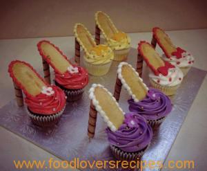 cupcake skoene