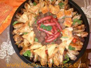 platter Ansie