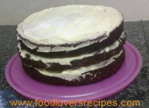 red wine velvet cake michelle 2