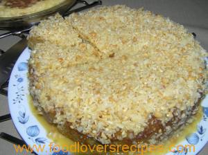 coconut koek adam