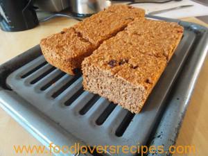 Whole Meal Rye Bread