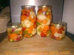 groente piekels