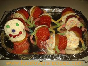 Wurm Cupcakes