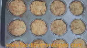 two minute noodle muffins